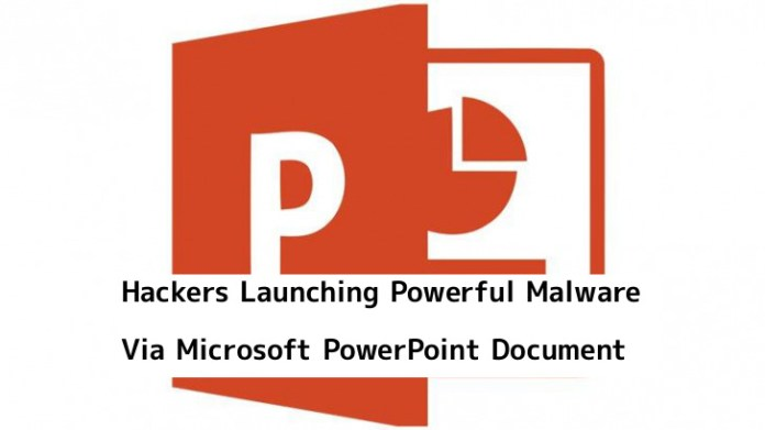 ExileRAT  - ExileRAT - Hackers Launching ExileRAT Malware Via Microsoft PowerPoint Document