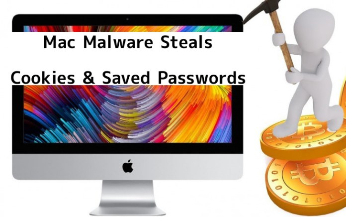 Mac Malware  - Nu8ED1549145536 - Mac Malware Steals Cookies & saved Passwords from Cryto Wallets