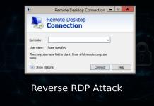 RDP Attack