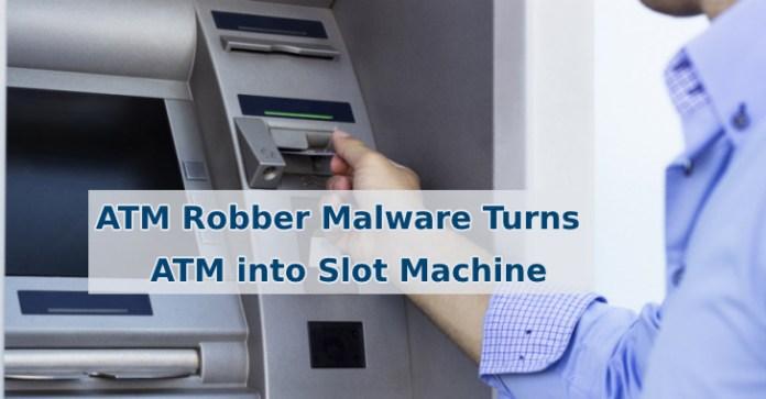 WinPot  - WinPot - ATM Robber Malware WinPot Turns ATM into Slot Machine