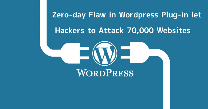 Zero-day Stored XSS Vulnerability in Wordpress Social Share Plug-in