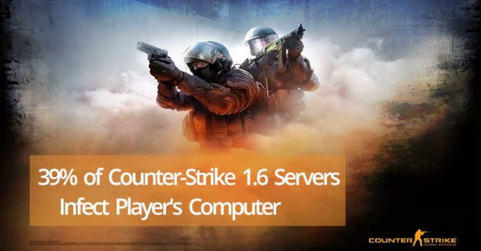 Counter-Strike vulnerabilities  - Counter Strike vulnerabilities - Counter-Strike vulnerabilities Exploited by Malicious Servers