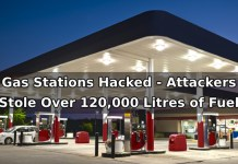 Gas Stations Hacked