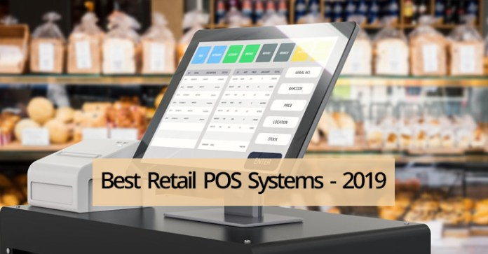 POS Systems  - POS Systems - 10 Best Retail POS Systems of 2019 – Point Of Sale Software