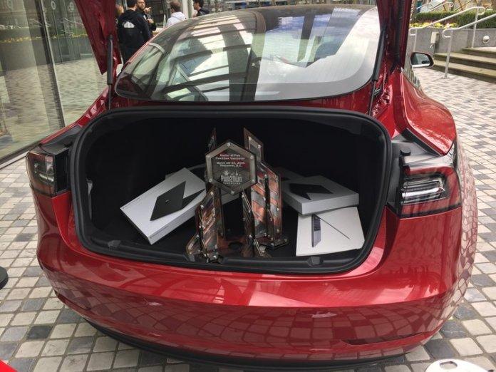 - car - Pwn2Own 2019 – Tesla Car Internet Browser Hacked