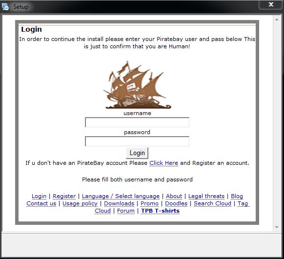 - pirate - Pirate Bay (TPB) Malware matryoshka Attack Torrents Users