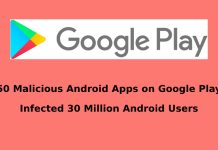 50 Malicious Apps
