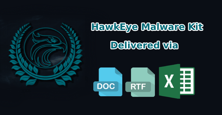 New Variant of HawkEye Sold on Hacking Forums Delivered via