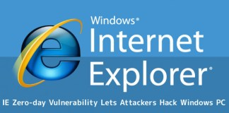 Internet Explorer Zero-day