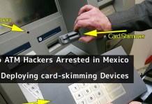 ATM hackers