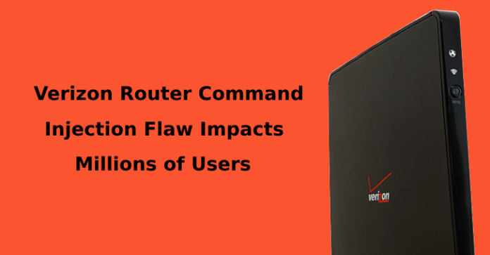 Verizon Fios Quantum  - Verizon Fios Quantum1 - Multiple Vulnerabilities Discovered with Verizon Fios Router