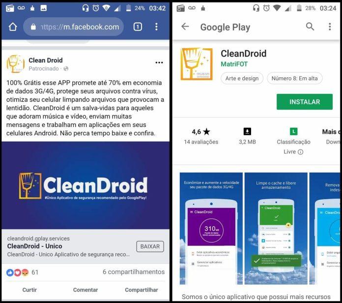 - fake ads - Android Malware BasBanke Steal Credentials & Credit/Debit Card Number