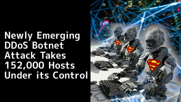 - kVmVv1556637494 - DDoS Botnet Attack Electrum That Takes 152,000 Hosts on its Control