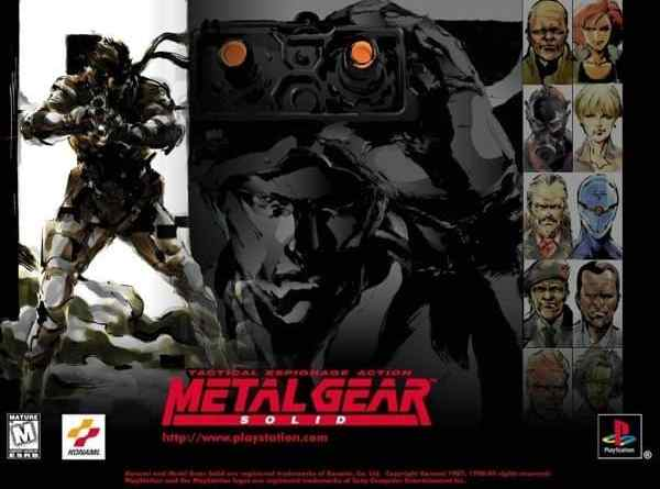 Top 10 things to try in Metal Gear Solid