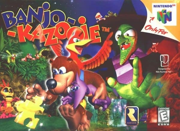 Game Review: Banjo-Kazooie (N64)