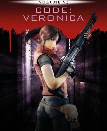 Game – Book Review: Resident Evil: Volume VI – Code Veronica