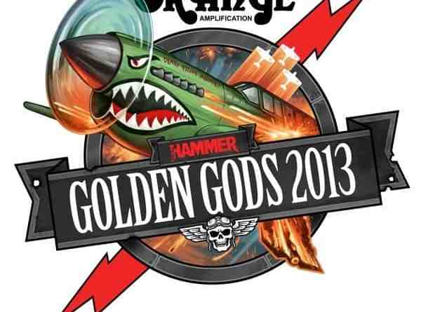 Live Review: Metal Hammer Golden Gods Awards @ Indigo O2 London (17/06/13)