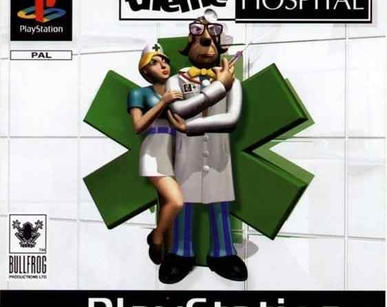 Game Review: Theme Hospital (PS1)