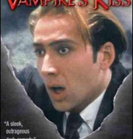 Horror Movie Review: Vampire's Kiss (1988)