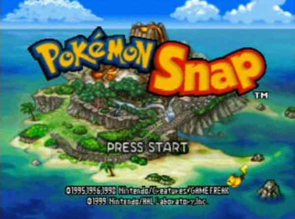 Game Review: Pokemon Snap (N64)