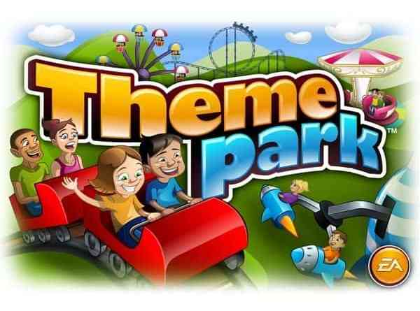 Game Review: Theme Park (Mobile – Free to Play)