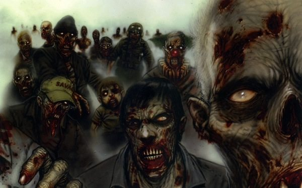 Top 10 Best Uses Of Zombies in Gaming