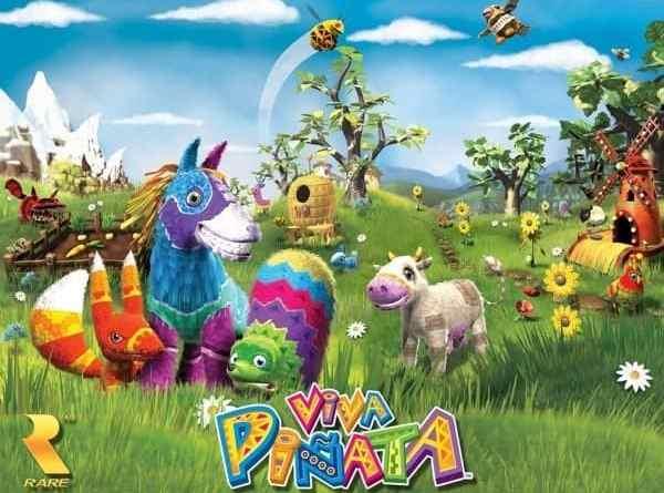 Game Review: Viva Piñata (Xbox 360)