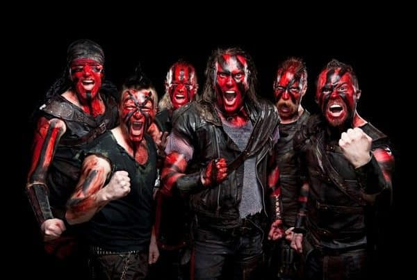 Live Review: Turisas @ Islington Academy, London (09/10/13)