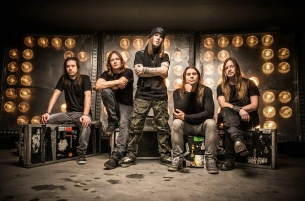 Live Review: Children Of Bodom @ Shepherd's Bush Empire, London (15/03/13)