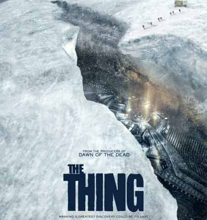 Horror Movie Review: The Thing (2011)