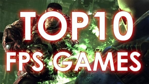 The Disc's Top 10 FPS Games!