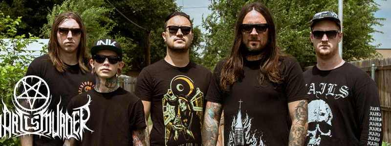 Live Review: Thy Art Is Murder @ The Underworld, London (07/02/14)