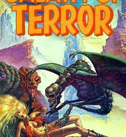 Horror Movie Review: Galaxy Of Terror (1981)