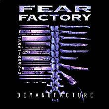 Album Review: Fear Factory – Demanufacture (Roadrunner Records)