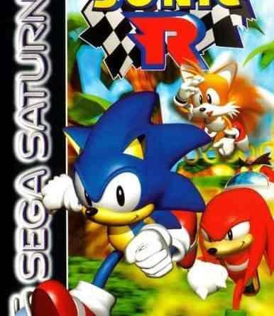 Game Review: Sonic R (Sega Saturn)