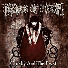 Album Review: Cradle of Filth – Cruelty and the Beast (Music for Nations)
