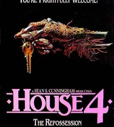 Horror Movie Review: House IV: The Repossession (1992)