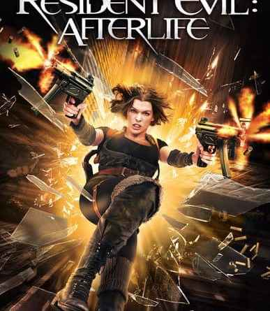 Game – Movie Review: Resident Evil: Afterlife (2010)