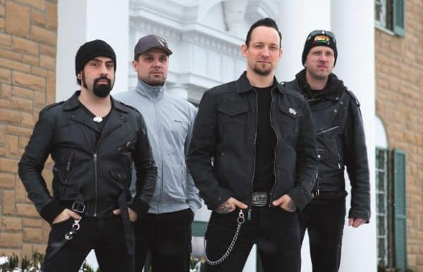 Live Review: Volbeat @ The Roundhouse, Camden, London (17/11/14)