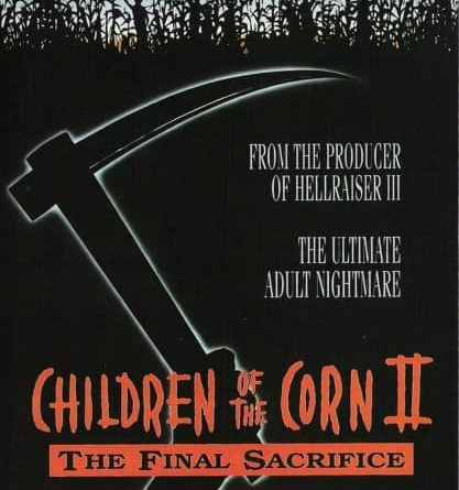 Horror Movie Review: Children of the Corn II: The Final Sacrifice (1992)