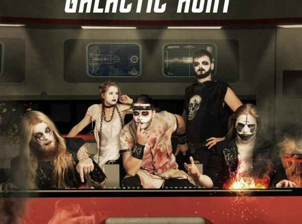Album Review: Evil Scarecrow – Galactic Hunt (Self Released)