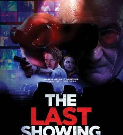 Horror Movie Review: The Last Showing (2014)