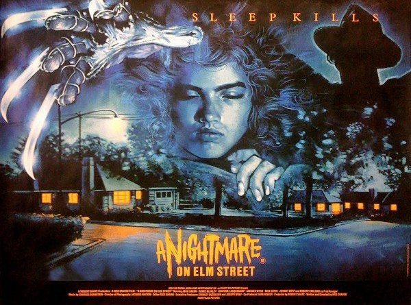 Horror Movie Review: A Nightmare On Elm Street (1984)