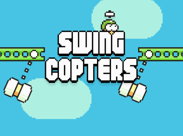 Game Review: Swing Copters (Mobile – Free to Play)