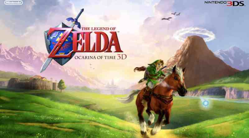 Game Review: The Legend of Zelda: Ocarina of Time 3D (3DS)