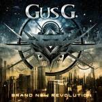 Album Review: Gus G – Brand New Revolution (Century Media Records)