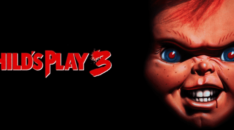 Horror Movie Review: Child's Play 3 (1991)