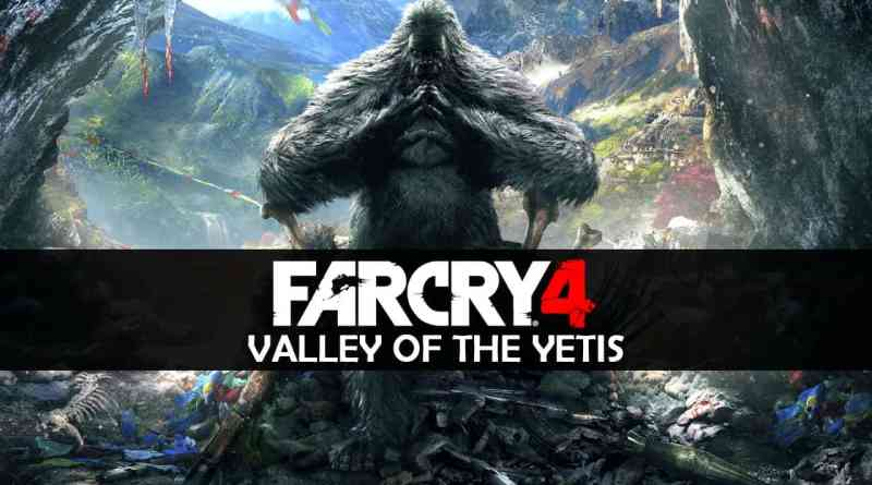 Game Review: Far Cry 4: Valley of the Yetis DLC (Xbox One)