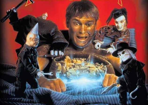 Horror Movie Review: Curse of the Puppet Master (1998)