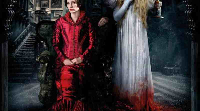 Horror Movie Review: Crimson Peak (2015)